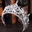 Luxury-Rhinestone-Crystal-Pearl-Flower-Tiara-Crown-Bridal-Headband-Hair-Band thumbnail 64