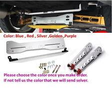 Rear Lower Control Arm Subframe Brace Tie Bar For Honda 02-06 CIVIC ES set kit