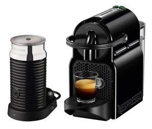 nespresso inissia coffee espresso machine by magimix black ebay