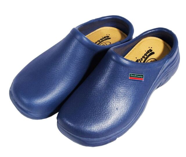 Town /& Country Original EVA Garden Cloggies Lightweight Clogs Waterproof Shoes