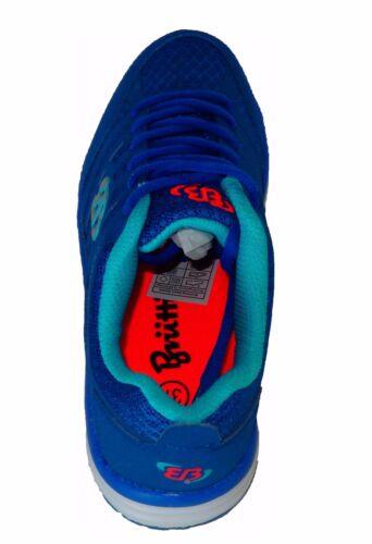 Brütting Effect Sneaker Femmes Chaussures De Sport Chaussures 37 38 39 40 41 42 NOUVEAU
