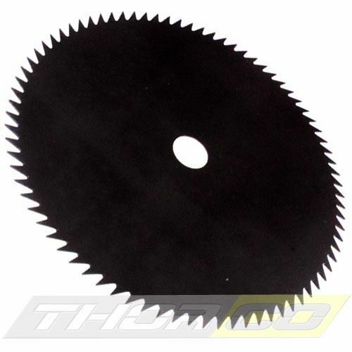 80 Tooth BRUSHCUTTER Strimmer Metal BLADE Fits most models 25.4mm ID