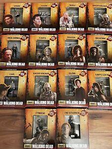 Eaglemoss Walking Dead Collector's Modes Rick Grimes Daryl Carol Maggie You Pick