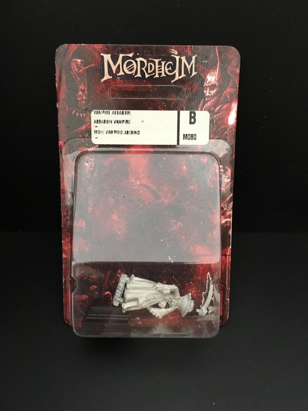 Warhammer Citadel Mordheim Dramatis Personae Vampire Marianna Chevaux, Sealed