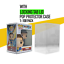 """Lot 5 20 50 100 Collectibles Funko Pop Protector Case for 4/"""" inch Vinyl Figures"""