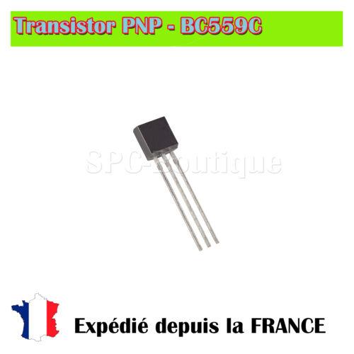 Transistor PNP BC559C