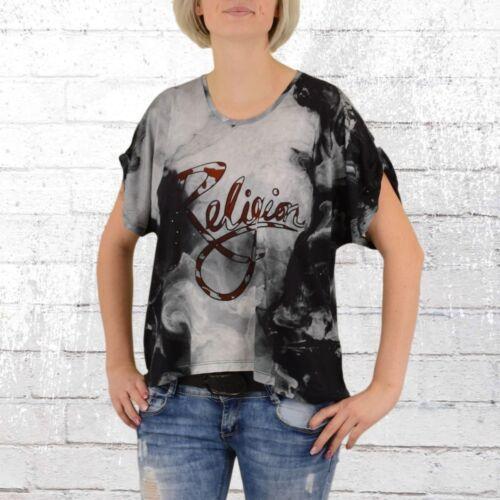 Weiss Pause Frauen Schwarz Religion T Oversize Tshirt Tee Damen Top u3cKJlTF1