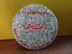 Pacific-Southwest-Airline-Pin-034-Thanks-To-You-PSA-We-039-ve-Flown-100-Million-Smiles-034