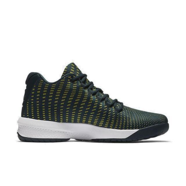 Nike Air Jordan B.fly X Mens Basketball Shoes SNEAKERS Pick 1 White 9.5  881444-405   Armory Navy ea039861c