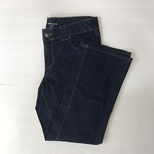 4783d5f9d13 Image is loading Lane-Bryant-Womens-Jeans-Dark-Wash-Denim-Distinctly-