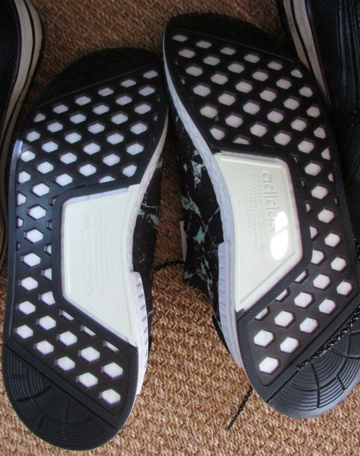Adidas Adidas Adidas nmd r1 mármol primeknit nuevo en embalaje original tamaño 10.5 bb7996 0776a5
