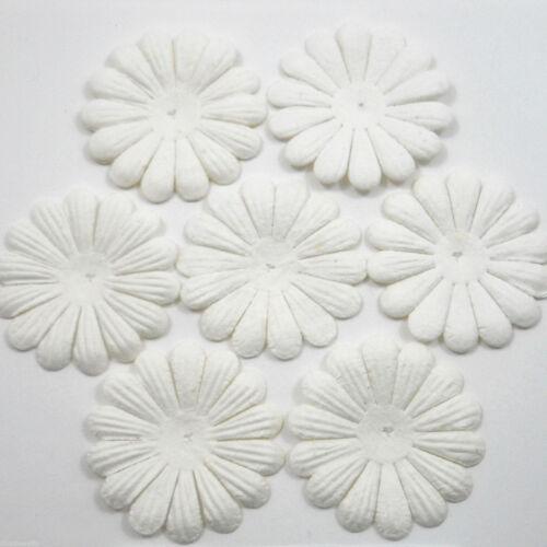 500 Paper Flowers Scrapbook Cardmaking Birthday Party Art Craft Supply BP700-15