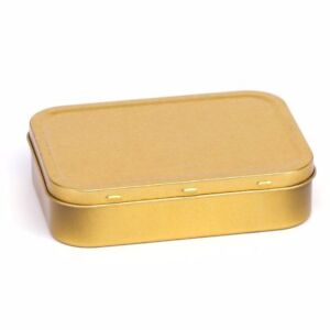 2OZ-GOLD-RECTANGULAR-PLAIN-TOBACCO-TIN-WITH-RUBBER-SEAL-KEEP-CONTENTS-FRESH