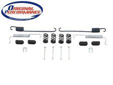 For VW Beetle Karmann Ghia Thing Rear Drum Brake Hardware Kit Opparts 612 54 004