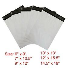 Poly Mailer Self Sealing Shipping Envelopes Bag Plastic Mailing Bags Multi Size