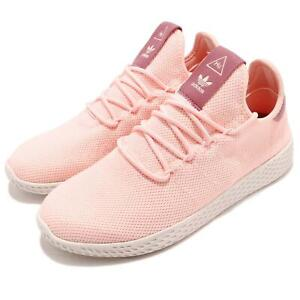 adidas-Originals-PW-Tennis-Hu-W-Pharrell-Williams-Pink-Women-Casual-Shoes-AQ0988