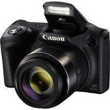 Canon PowerShot SX420 IS 20MP Digital Camera w/ 42x Optical Zoom + Wi-Fi - Black