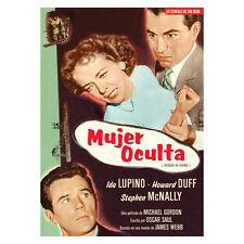 WOMAN IN HIDING (1950) **Dvd R2** Ida Lupino Howard Duff