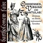Goddesses Virgins & Tarantulas (CD, Dec-2007, CD Baby (distributor))