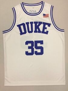 the latest aed5c fa4f2 Details about NCAA Duke Blue Devils Retro #35 Marvin Bagley III Basketball  Jersey