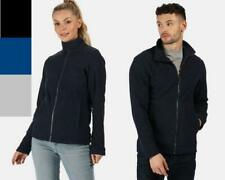 Regatta Mens & Womens Parkline Full Zip Casual Micro Rib Warm Fleece Jacket