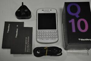 Details about BlackBerry Q10 16GB SQN100-3 White Factory Unlocked SIM-Free  4G/LTE - 1 Month