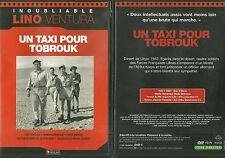 DVD - UN TAXI POUR TOBROUK avec LINO VENTURA, CHARLES AZNAVOUR