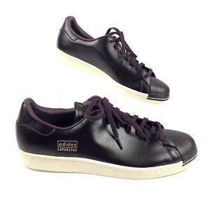 the best attitude a779e 7574c Details about Adidas Originals SUPERSTAR 80s CLEAN Men's Size 12 CQ2170  Noble Shoes