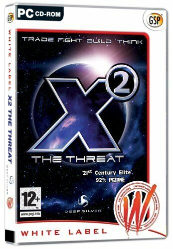 X2: The Threat (PC CD)
