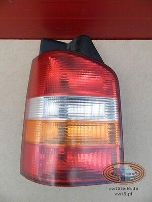 Rear Tail Stop Light Lamp Left Side Transporter T5 2003-2014 7H0945095