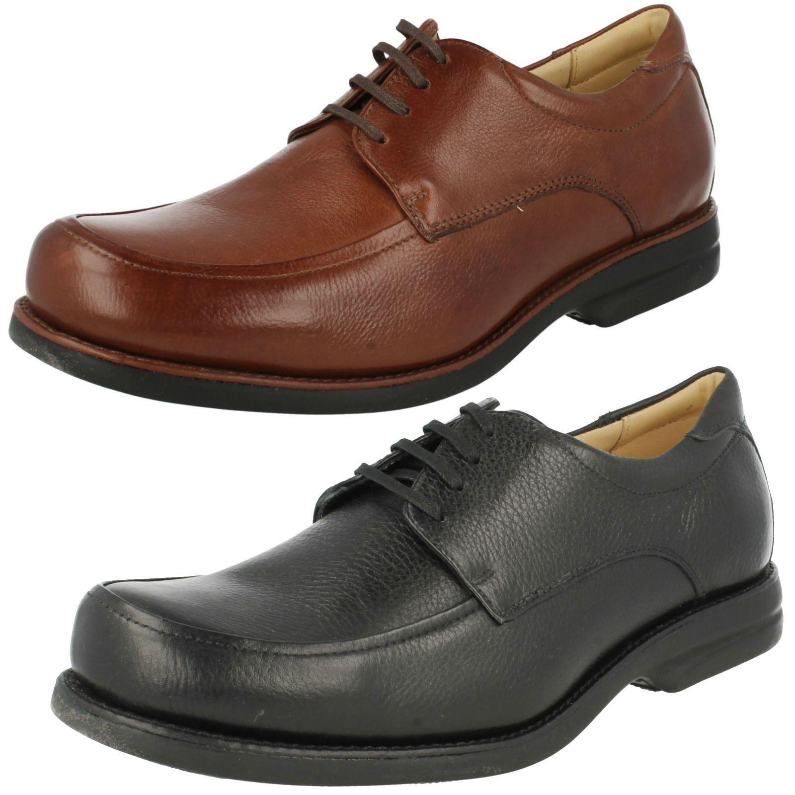 promozioni eccitanti Offerta Nero da Uomo Uomo Uomo Leather Anatomic And Co Scarpe con Lacci Stile Anapolis  comprare sconti