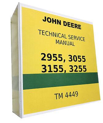 john deere 2155 wiring diagram free picture 3155 john deere technical service shop repair manual ebay  3155 john deere technical service shop