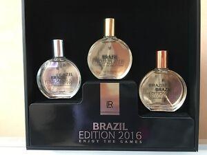 LR EdP Brazil Edition 2016 Duftset - neu & OVP!!! MHD mind. 02.08.2018 - Deutschland - LR EdP Brazil Edition 2016 Duftset - neu & OVP!!! MHD mind. 02.08.2018 - Deutschland