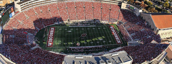 Image result for camp randall stadium
