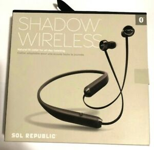 d670c07d70a Image is loading SOL-Republic-Shadow-Bluetooth-Wireless-Neckband-Headphones- SOL-