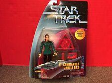 "Star Trek Lt. Commander Jadzia Dax Green Shirt 5"" Action Figure Playmates 1997"