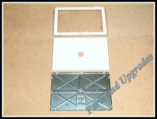 """Apple Imac G4 20"""" LCD Front Bezel / Back Cover 815-7686 620-2577 Brand New"""