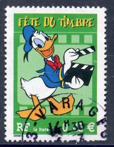 SincèRe Stamp / Timbre France Oblitere N° 3642 Fete Du Timbre // Donald