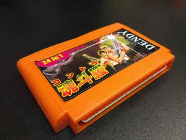 Contra, game 8 bit NES for Famicom, Dendy, Fast delivery of air!