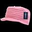 FLAT Top Jeep Caps STRICK MÜTZE MIT SCHILD CAMO schwarz pink