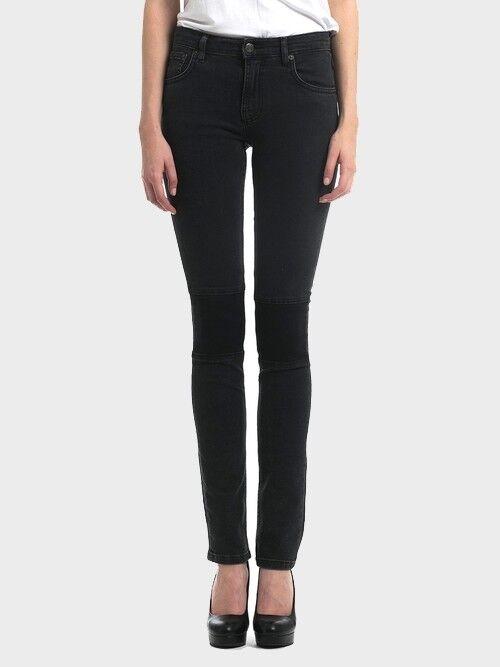 Deadwood Dash Knee Jeans schwarz Größe W30 L34 LF182 JJ 01