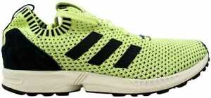 adidas-ZX-Flux-PrimeKnit-Size-6-5-Yellow-RRP-95-Brand-New-S75975-ONE-PAIR-ONLY