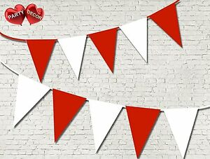 Austria-Flag-Patriotic-Theme-Bunting-Banner-15-flags-single-colours-National