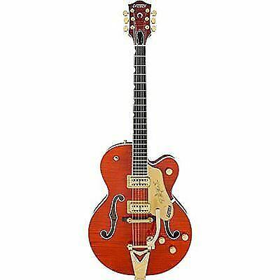 gretsch g6120tfm players edition nashville electric guitar for sale online ebay. Black Bedroom Furniture Sets. Home Design Ideas