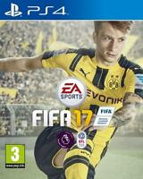 FIFA 17 PS4 PLAYSTATION 4 GAME - Mint - 1st Class Delivery