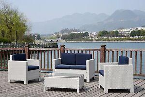 Gris-jardin-de-ratan-muebles-de-mimbre-Conservatorio-al-aire-libre-Conjunto-de-mesa-y-sillas