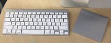 Apple Bluetooth keyboard and Magic TrackPad w/ NEW batteries SHIPS FAST