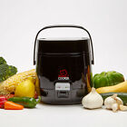 Perfect Cooker 5 Cup Multi-Cooker Black