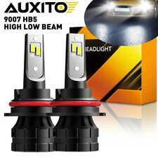 Auxito Led Headlight 9007 Hb5 Hilow Beam 20000lm Bulbs Super Bright White Lamps Fits Plymouth Breeze