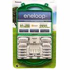 Panasonic C917976 Eneloop Rechargeable Batteries & Charger